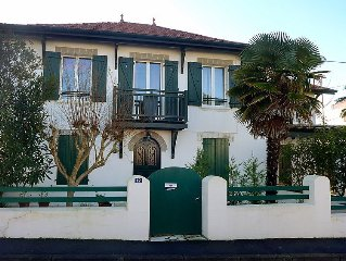 Apartment Maurice Trubert  in Biarritz, Basque Country - 4 persons, 2 bedrooms