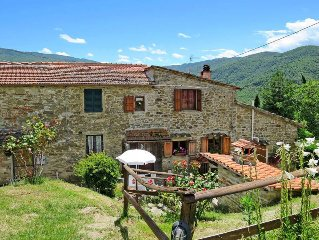 Vacation home Il Podere  in Dicomano (FI), Florence and surroundings - 6 person