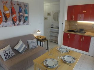 Apartment CARIOCA  in Canet - Plage, Pyrenees - Orientales - 3 persons, 1 bedro