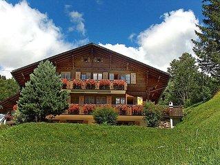 Ferienwohnung Chalet Doris  in Grindelwald, Berner Oberland - 3 Personen, 1 Schl
