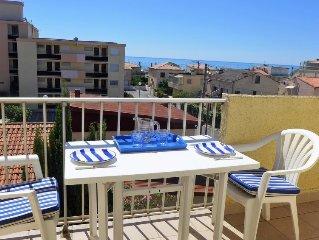 Apartment Las Palmas 2  in Narbonne - Plage, Hérault - Aude - 2 persons, 1 bedr