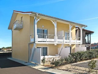Apartment Residence Bleu Azur  in Biscarrosse - Plage, Aquitaine - 10 persons,