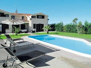 Vacation home Villa Black & White  in Grosseto, Maremma - 16 persons, 8 bedrooms