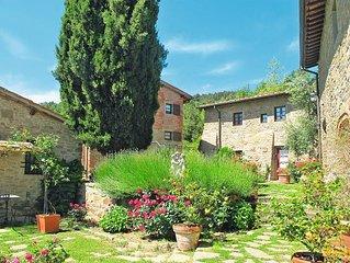 Apartment Podere La Capraia  in Castelfranco di Sopra AR, Florence and surround