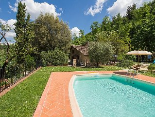 Vacation home Volterra sunshine  in Volterra, Tuscany Coast - 7 persons, 2 bedr
