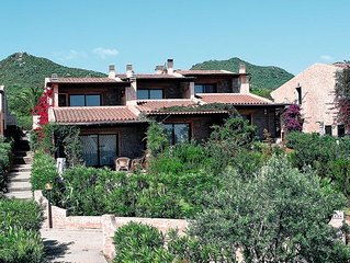 Vacation home RESIDENCE DELPHINO  in Castiadas / Costa Rei, Sardinia - 6 person