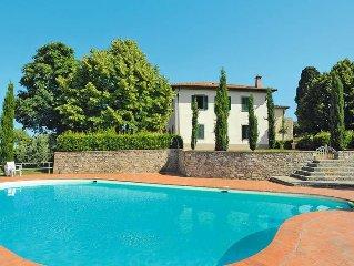 Vacation home Tenuta Le Gallozzole  in Monteriggioni / Castellina, Siena and su