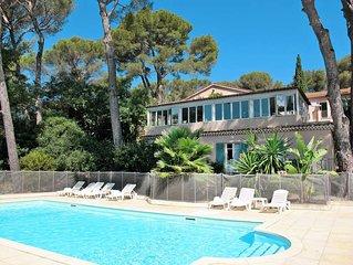 Apartment Residence de la Mer  in La Croix - Valmer, Cote d'Azur - 6 persons, 2