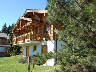 Vacation home Arnica  in Nendaz, Valais - 8 persons, 4 bedrooms