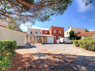 Vacation home Les Villas de l'Aygual  in Saint Cyprien, Pyrenees - Orientales -