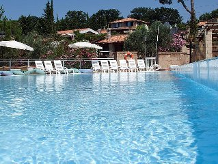 Apartment Centro Vacanze  in Guardistallo, Tuscany Coast - 2 persons, 1 bedroom
