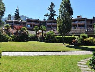 Ferienwohnung Hermitage  in Porto Valtravaglia, Lago Maggiore - 4 Personen, 1 Sc