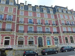 Apartment Reine Victoria  in Biarritz, Basque Country - 6 persons, 2 bedrooms