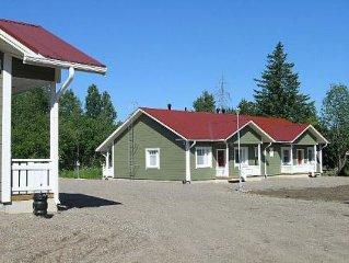 Ferienhaus B1  in Rovaniemi, Lappland - 8 Personen, 3 Schlafzimmer