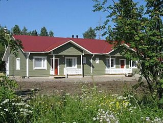 Vacation home B2  in Rovaniemi, Lappi - 10 persons, 3 bedrooms
