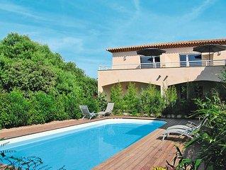 Apartment Les Camelias de Julienne  in La Croix Valmer, Cote d'Azur - 3 persons