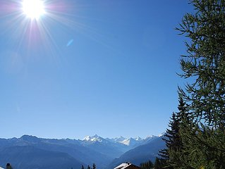 Apartment Rocca C  in Crans - Montana, Valais - 4 persons, 2 bedrooms