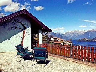 Vacation home Casa Martina  in Pianello Lario (CO), Lake Como - 4 persons, 2 be