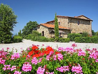 Vacation home Cerbiatto n°5A  in Gaiole in Chianti, Tuscany Chianti - 2 persons