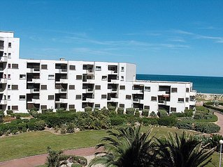 Apartment Soleil Levant 1 et 2  in Le Barcares, Pyrenees - Orientales - 6 perso