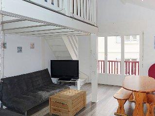 Ferienwohnung Rue du Temple  in Biarritz, Baskenland - 6 Personen, 2 Schlafzimme