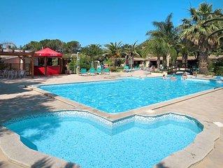 Apartment Residenz Green Village  in Villasimius, Sardinia - 4 persons, 1 bedro