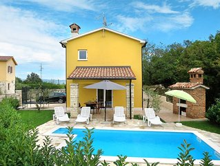 Vacation home Haus Antoni  in Pican, Istria - 6 persons, 2 bedrooms