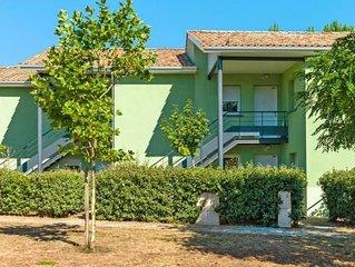 Residence L'Estuaire, Le Verdon-sur-Mer  in Gironde - 4 persons, 1 bedroom