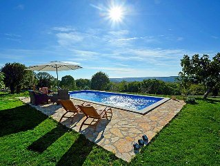 Vacation home in Trget, Istria - 5 persons, 2 bedrooms