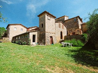 Apartment Il Nocciolo  in Sovicille, Siena and sourroundings - 6 persons, 3 bed