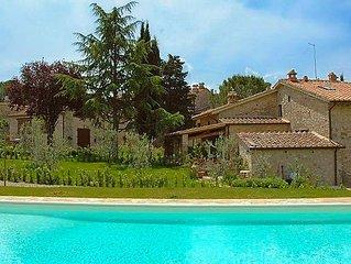 Apartment Borgo San Sano  in Gaiole in Chianti, Tuscany Chianti - 5 persons, 1