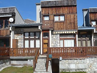 Ferienhaus La Galise  in Tignes, Savoyen - Hochsavoyen - 6 Personen, 1 Schlafzim