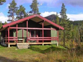 Holiday resort, Lofsdalen  in Mittelschweden - 6 persons, 3 bedrooms