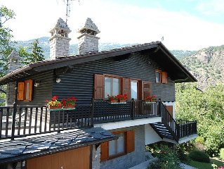Vacation home Sanitate  in Arvier, Aosta Valley - 6 persons, 4 bedrooms
