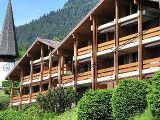 Apartment Primula  in Wengen, Bernese Oberland - 4 persons, 1 bedroom