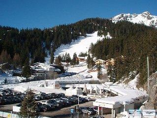 Ferienwohnung Violettes Vacances B  in Crans - Montana, Wallis - 8 Personen, 3 S