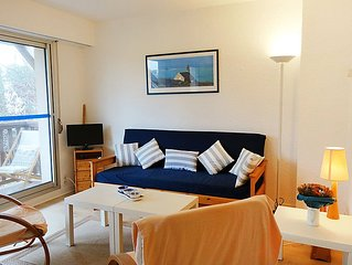 Apartment La Sauvagère  in Carnac, Brittany - Southern - 4 persons, 1 bedroom