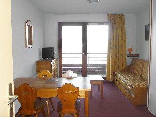 Apartment Les Pistes  in Le Corbier, Savoie - Haute Savoie - 4 persons, 1 bedro