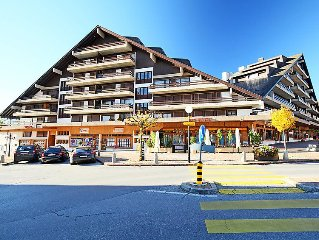 Apartment Victoria B/C  in Crans - Montana, Valais - 6 persons, 2 bedrooms