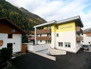 Ferienwohnung Alpenrose  in See, Tirol - 6 Personen, 3 Schlafzimmer