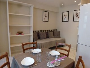 Apartment Jacqueline Cottage  in Deauville - Trouville, Normandy - 2 persons, 1