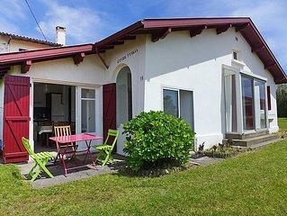 Ferienhaus Etche Tikia  in Bidart, Baskenland - 6 Personen, 2 Schlafzimmer