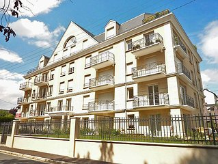 Apartment Elisa  in Deauville - Trouville, Normandy - 4 persons, 2 bedrooms