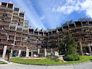 Apartment Le Curling A  in Tignes, Savoie - Haute Savoie - 6 persons, 1 bedroom