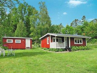 Vacation home Svenljunga  in Sexdrega, Western Sweden - 4 persons, 1 bedroom