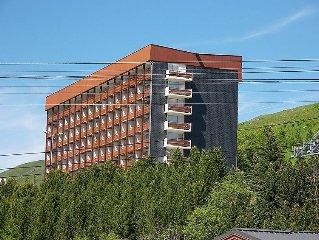 Apartment Les Lauzes  in Les Menuires, Savoie - Haute Savoie - 5 persons, 1 bed