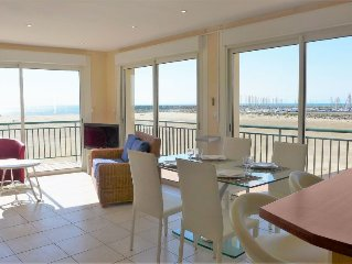 Apartment Corsaires 6  in Saint Pierre La Mer, Herault - Aude - 6 persons, 2 be