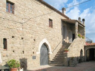 Apartment Castello di Civitella  in Roccastrada (GR), Maremma - 4 persons, 2 be