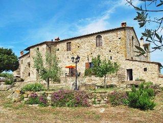 Apartment Castello di Civitella  in Roccastrada (GR), Maremma - 4 persons, 1 be