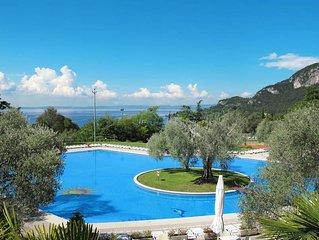 Ferienwohnung Parco del Garda  in Garda (VR), Gardasee - 3 Personen, 1 Schlafzim